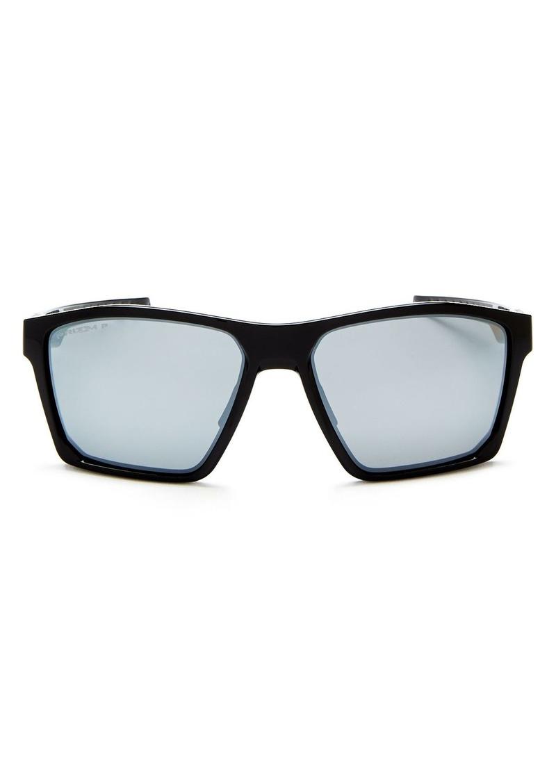 d7ac7bb631b Oakley Oakley Men s Targetline Prizm Polarized Mirrored Square ...