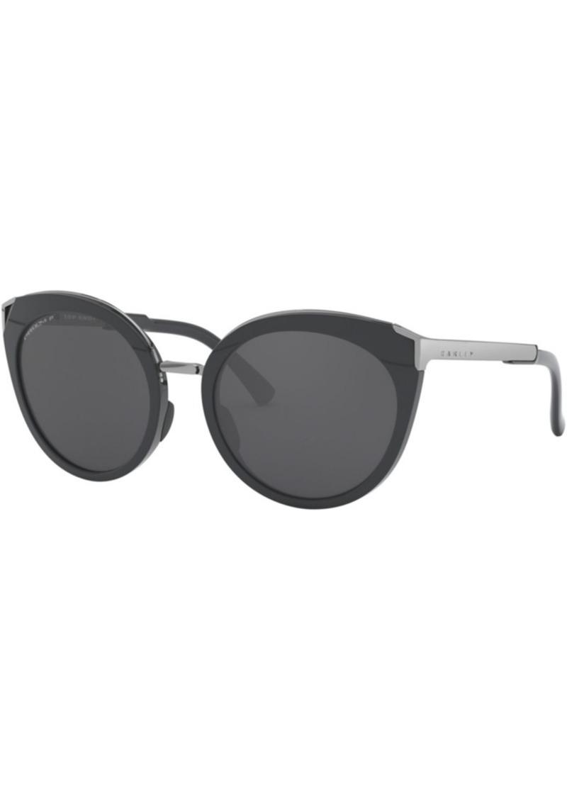 Oakley Top Knot Polarized Sunglasses, OO9434 56