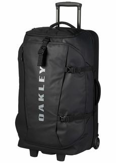 Oakley Travel Big Trolley 2W - 2-Wheeled Rolling Bag - Travel Bag - Zippered Shoe Compartment - Lockable Zipper Slider - ID Tag
