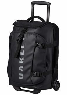 Oakley Travel Cabin Trolley 2W - 2-Wheeled Rolling Duffle Bag - Lockable Zipper - ID Tag - Ergonomic Handles - Zippered Shoe Compartment