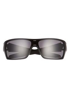 Oakley Turbine Rotor 128mm Polarized Shield Sunglasses