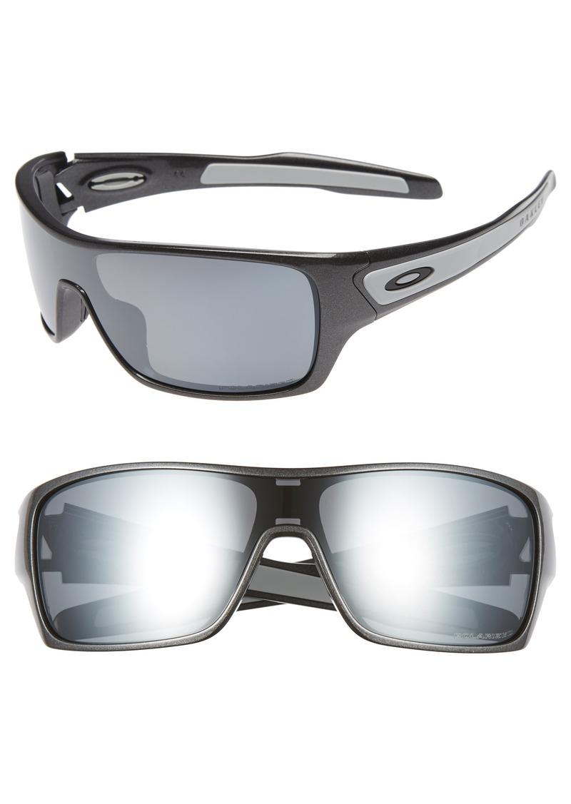 84d4a53731155 Oakley Oakley Turbine Rotor 63mm Polarized Sunglasses