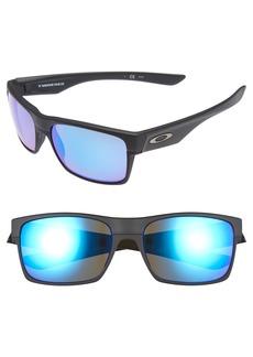 Oakley Twoface™ 60mm Polarized Sunglasses