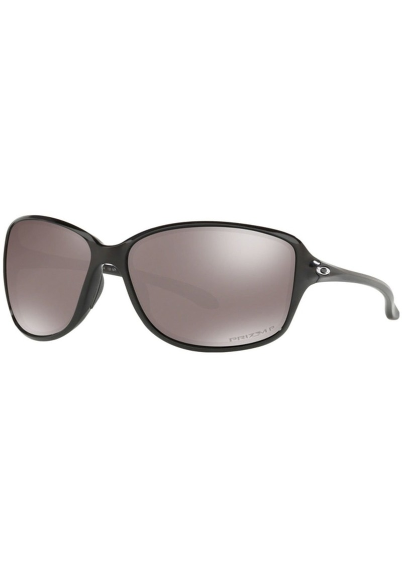 Oakley Women's OO9301 Cohort Rectangular Sunglasses  62 mm