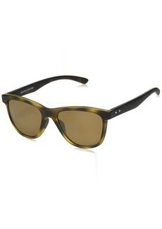 Oakley Women's OO9320 Moonlighter Round Sunglasses  53 mm