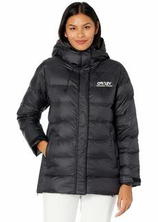 Oakley Women's TNP Winter Pine DWR Puff Jacket  XS