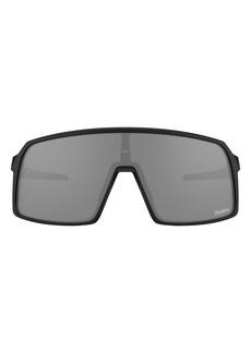 Oakley x Pittsburgh Steelers Sutro 37mm Prizm™ Shield Sunglasses