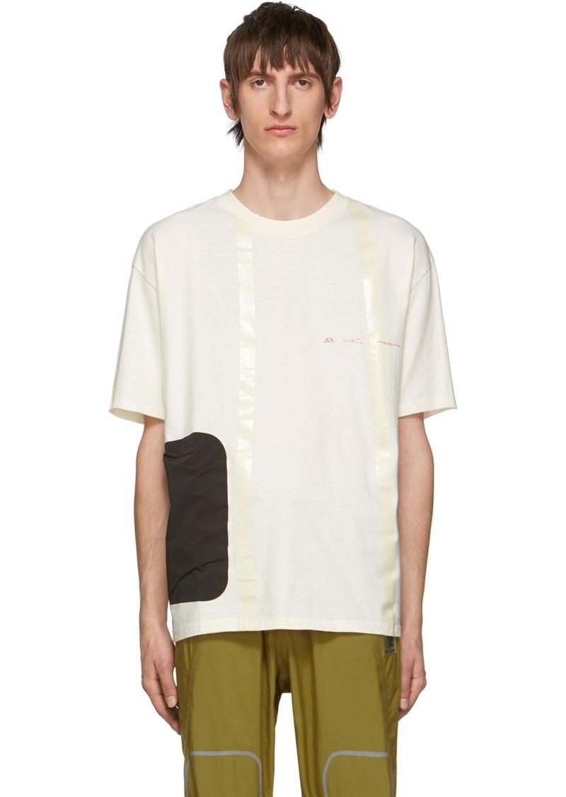Oakley Off-White Logo Seam-Tape T-Shirt