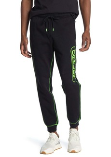 Oakley Overlock Neon Logo Fleece Joggers