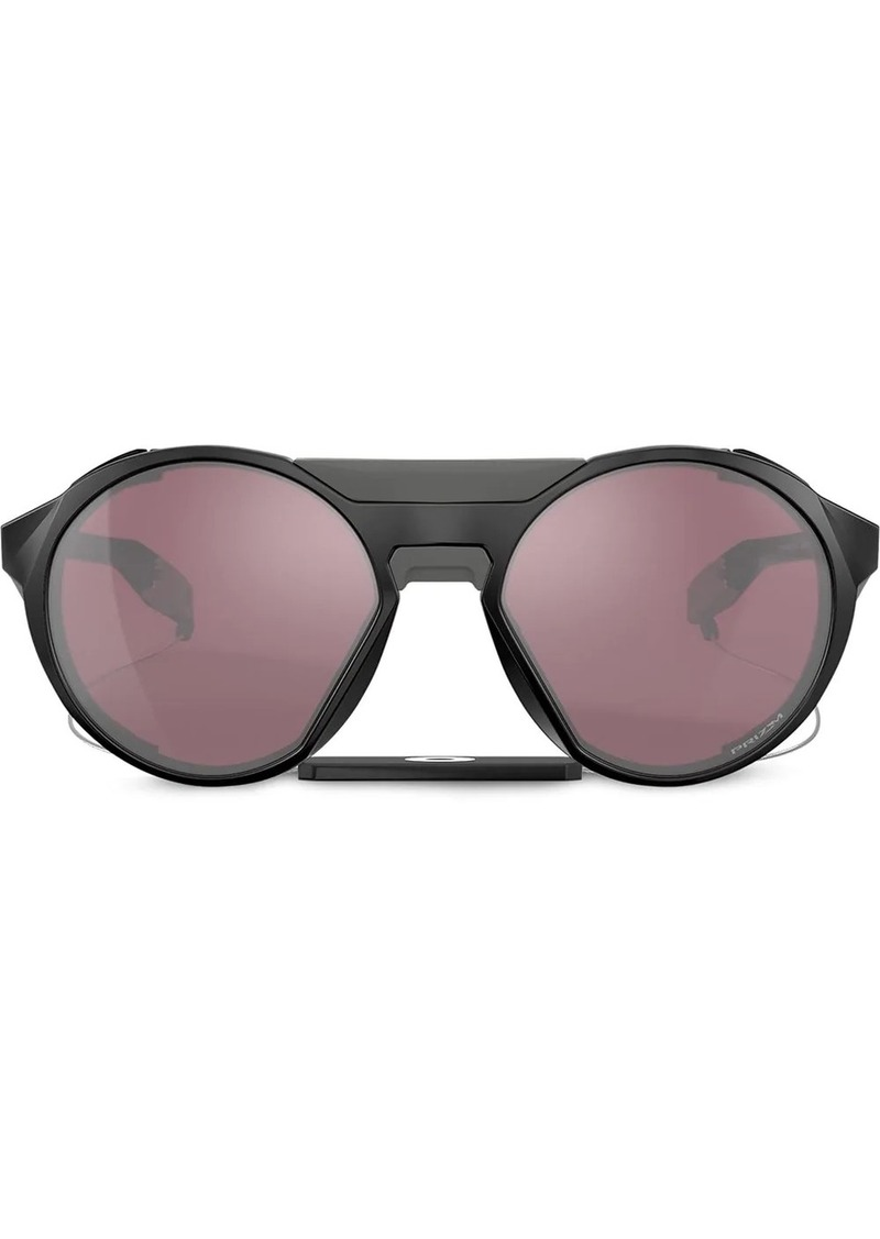 Oakley oversized round frame sunglasses