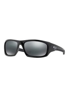Oakley Rectangular Flash-Lense Sunglasses