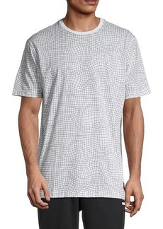 Oakley Short Sleeve Grid T-Shirt