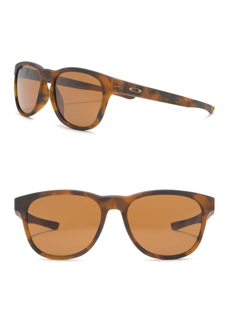 Oakley Stringer 55mm Round Sunglasses