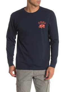 Obey Briar Graphic Long Sleeve T-Shirt