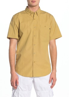 Obey Carey Dotted Short Sleeve Regular Fit Shirt