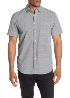 Obey Dakota Short Sleeve Printed Regular Fit Woven Shirt