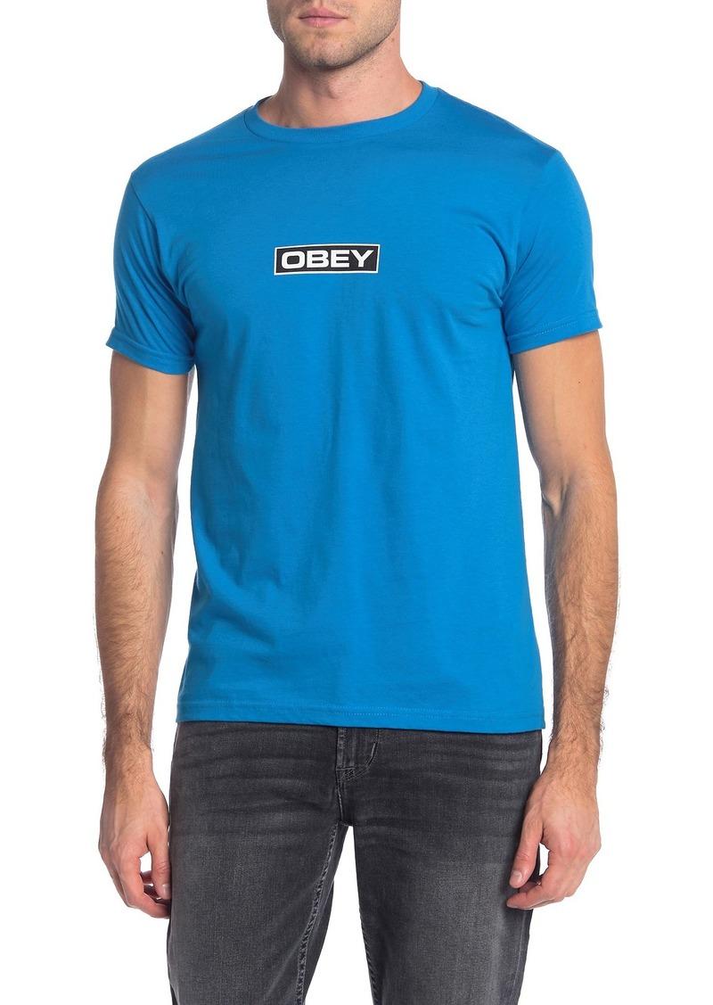 Obey Depot Logo T-Shirt