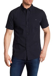 Obey Francis Short Sleeve Regular Fit Shirt
