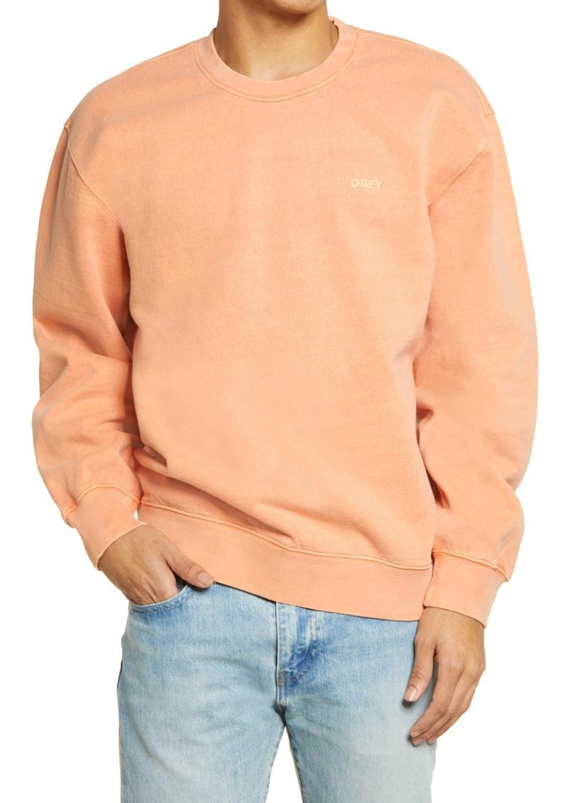 Men's Obey Sustainable Sweatshirt