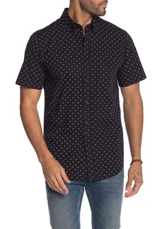 Obey Milo Regular Fit Woven Short Sleeve Shirt