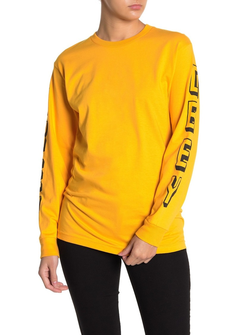 Obey New World Long Sleeve T-Shirt