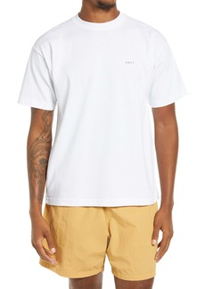 Obey 3 Face Clouds Graphic Tee