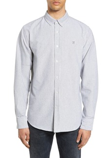 Obey 88 Icon Slim Fit Stripe Shirt