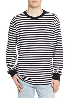 Obey 89 Icon Stripe Box II Long Sleeve T-Shirt