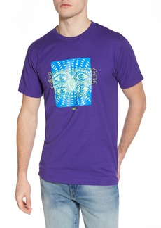 Obey Alternate Reality Graphic T-Shirt