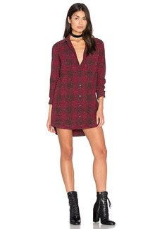 Obey Bex Shirt Dress