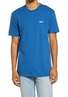 Obey Bold Cotton Graphic Tee