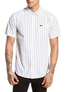 Obey Brighton Short Sleeve Shirt