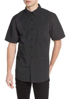 Obey Brozwell Short Sleeve Shirt