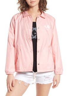 Obey Caviar Coach's Jacket