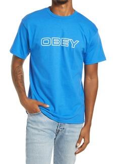 Obey Ceremony Logo Graphic Tee