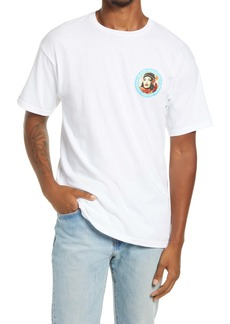 Obey Charging into the Future Graphic Tee
