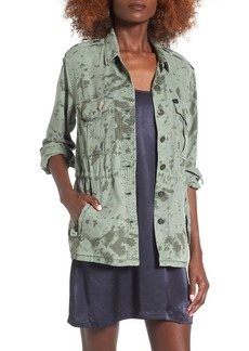 Obey Charlie Military Jacket