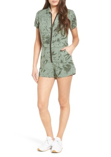 Obey Charlie Romper