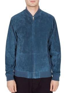 63ca4fe4 Obey Obey Men's Timeless Nylon Bomber Jacket   Outerwear