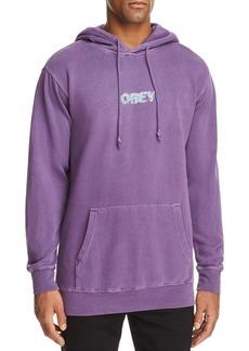 Obey Creep Scan Hooded Sweatshirt