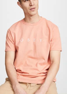 Obey Custom Heavyweight Pigment T-Shirt