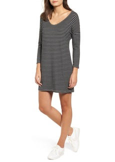 Obey Dorland Stripe Dress