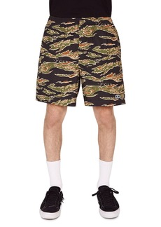 OBEY Easy Jungle-Print Walk Shorts