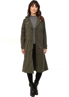 Obey Easy Rider Trench Coat