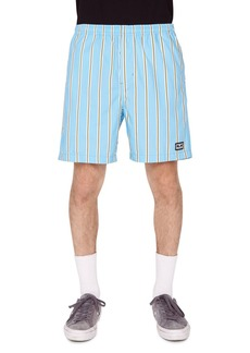 OBEY Easy Striped Walk Shorts