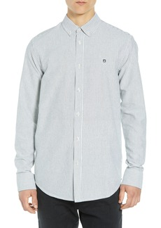 Obey Eighty-Nine Pinstripe Sport Shirt