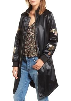 Obey Embroidered Jacket
