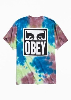 OBEY Eyes Icon Tie-Dye Tee