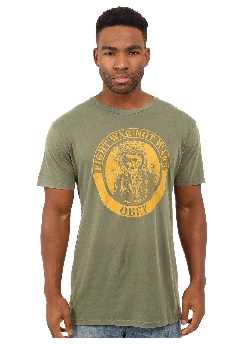 Obey Fight War Lightweight Tee