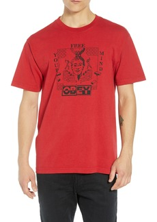 Obey Free Your Mind Box T-Shirt
